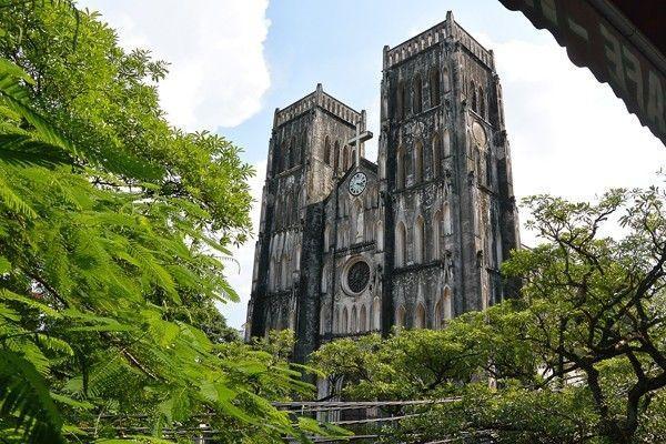Nhà thờ Hà Nội.