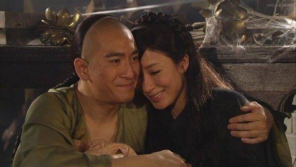 Trong năm qua, Dương Di  có tần suất xuất hiện cao trên sóng TVB nhưng chưa để lại ấn tượng.