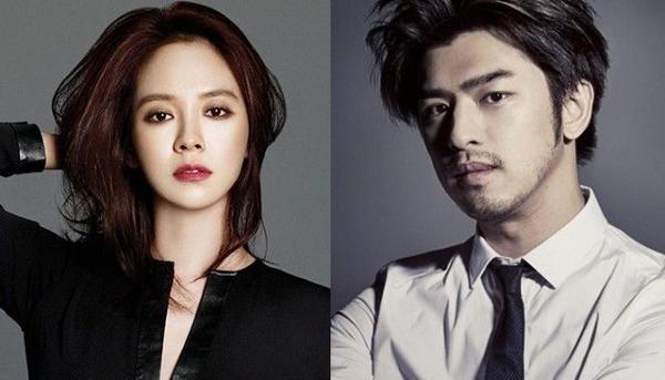 Song Ji Hyo và Trần Bách Lâm làm nên cặp đôi mới của We Got Married bản Trung.
