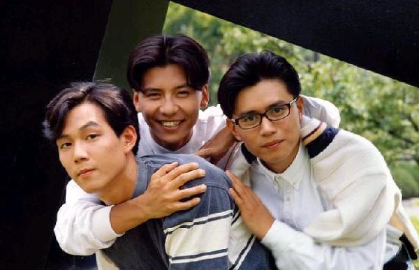 Bộ ba Lee Jung Jae, Son Chang Min và Kim Min Jong.