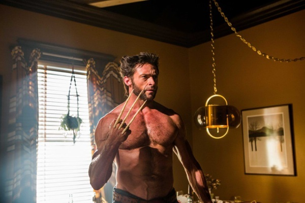 "Hugh Jackman as Logan/The Wolverine in the motion picture ""X-Men: Days of Future Past."" Credit: Photo: Alan Markfield, Marvel/Twentieth Century Fox [Via MerlinFTP Drop]"