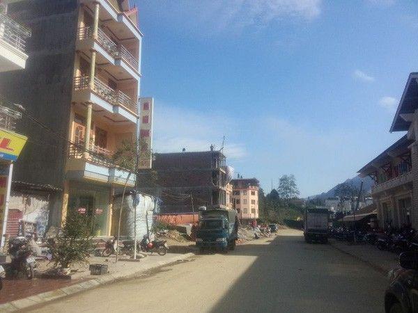 Ánh nắng tràn ngập khắp nơi ở Sa Pa- ( Facebook Haiphong Vu).