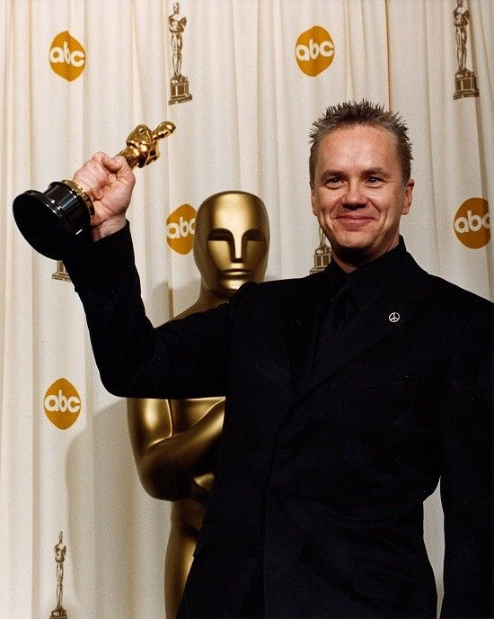 """Tim Robbins, Actor in a Supporting Role, """"Mystic River."""""""