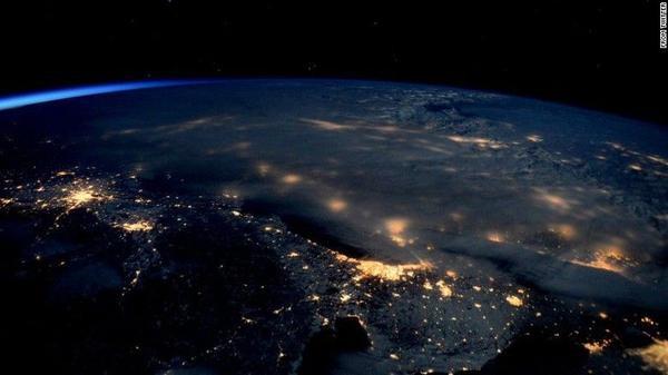 0 jonas bão tuyết nhìn từ ngoài không gian