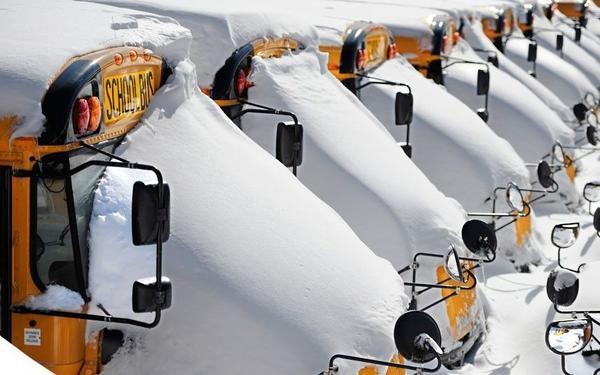 20 school buses in hảtford