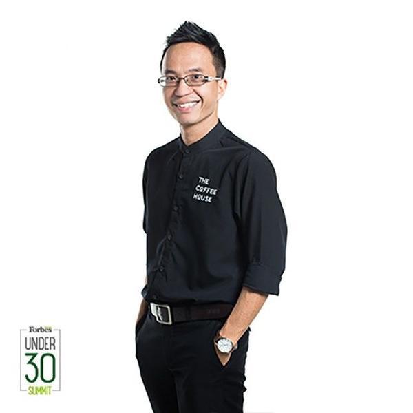 Doanh nhân trẻ Nguyễn Hải Ninh - người sáng lập kiêm CEO chuỗi cà phê The Coffee House