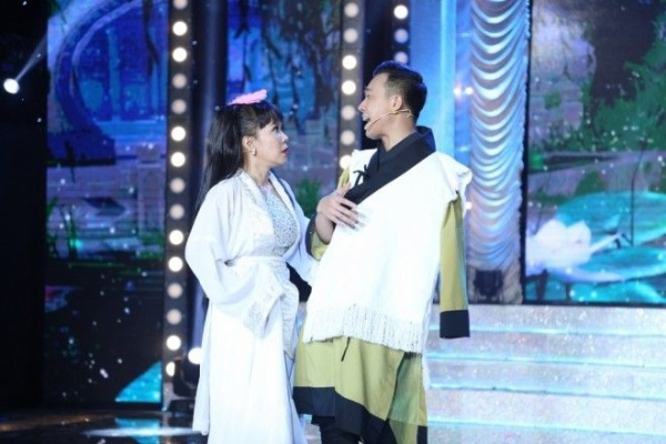 Tran Thanh - Viet Huong - Than Dieu Dai Hiep (14)