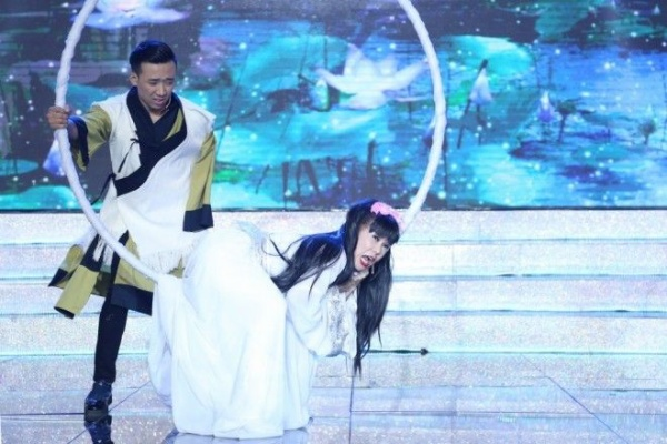 Tran Thanh - Viet Huong - Than Dieu Dai Hiep (28)