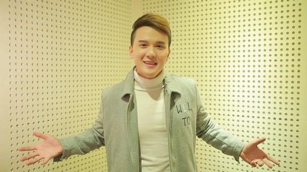 Ca sĩ Khắc Minh - thành viên nhóm Ayor.
