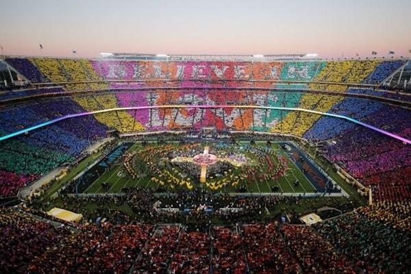Pepsi Super Bowl 50 Halftime Show