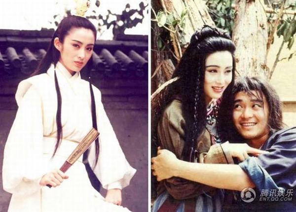 Nhan sắc đẹp nhất trong các phim của Châu Tinh Trì