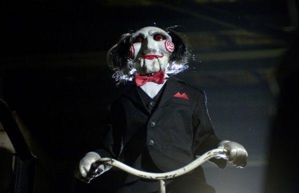 Loạt phim Saw tạo nên nỗi ám ảnh mang tên Jigsaw.