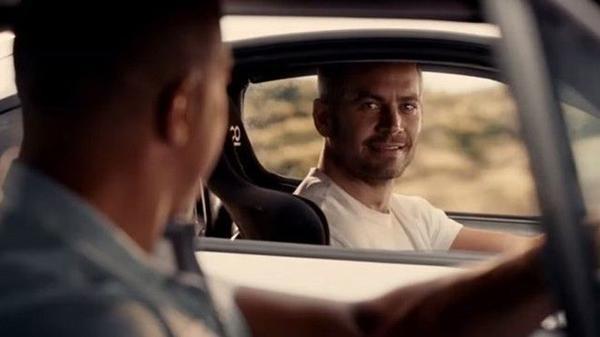Hình ảnh trong MV 1 tỷ lượt nghe See You Again