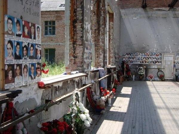 Ngôi nhà thờ cúng những người chết. Ảnh: flickr