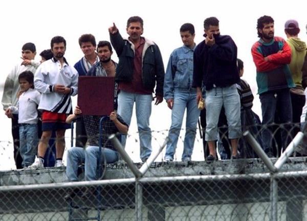 Nhà tù La Modelo, một trong những nhà tù lớn nhất Colombia. Ảnh: Reuters
