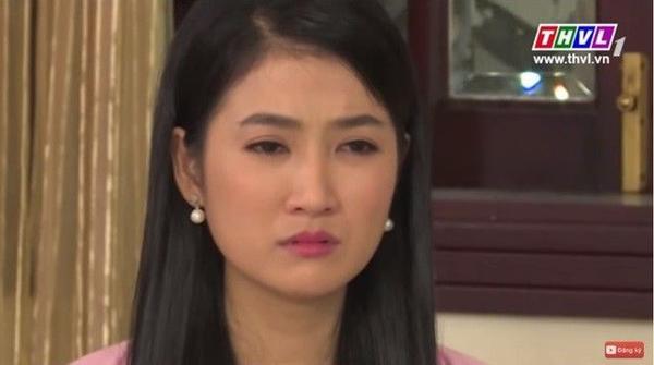 Đôi mắt buồn của Trinh Trinh trong cảnh kết phim thật sự ám ảnh người xem và để lại nhiều suy ngẫm.