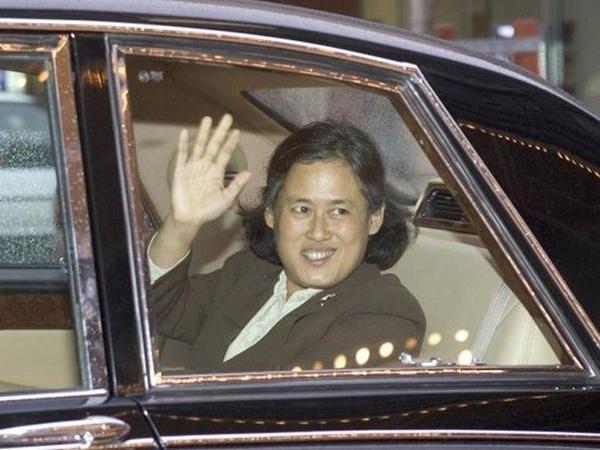 Công chúa Thái Lan.