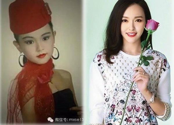 Đường Yên từng là hoa khôi trường tiểu học và trung học. Cô chưa bao giờ vấp phải tin đồn thẩm mỹ vì gương mặt đẹp từ bé.