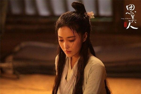 Trương Hinh Dư trong vai cô gái nghèo Mạc Sầu Nữ