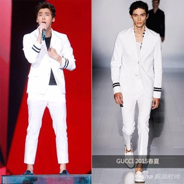Ly Dich Phong Gucci