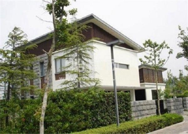Hai trong số các bất động sản của Triệu Vy.