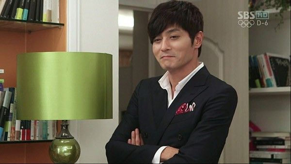 Do Jin (A Gentleman's Dignity) sở hữu 1 công ty thiết kế cùng một người bạn