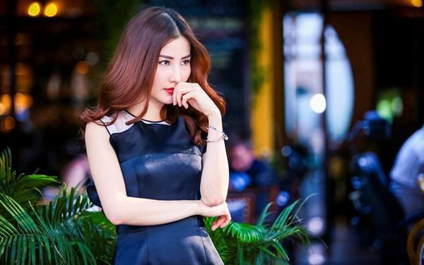 Diễm My cho hay, cô không còn vấn vương tình cảm với doanh nhân Phan Đức. Ảnh: Nguyễn Thành