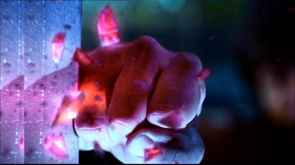 Phiên bản của Sao băng đỏ trong series phim Smallville.