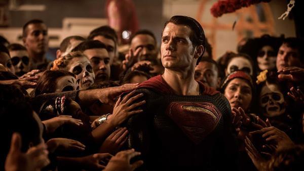 Superman đã là người nổi tiếng.