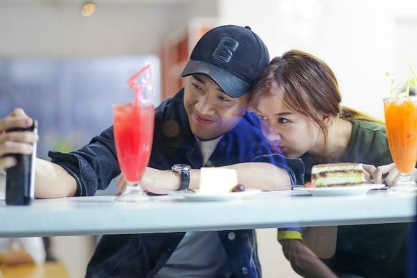 Cặp đôi Trấn Thành - Hario Won.