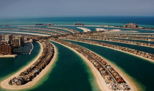 Cảnh tượng tưởng chỉ có trong các phim khoa học viễn tưởng lại hoàn toàn có thật tại Dubai.