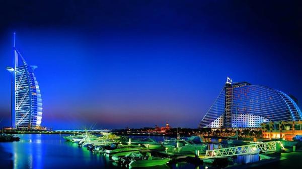Còn có nơi nào tuyệt vời hơn để sống như Dubai?