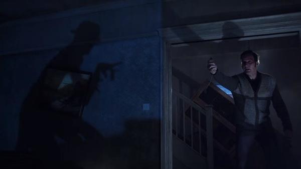 Nhân vật phản diện chính trong phần 2 được tiết lộ là một hồn ma già.