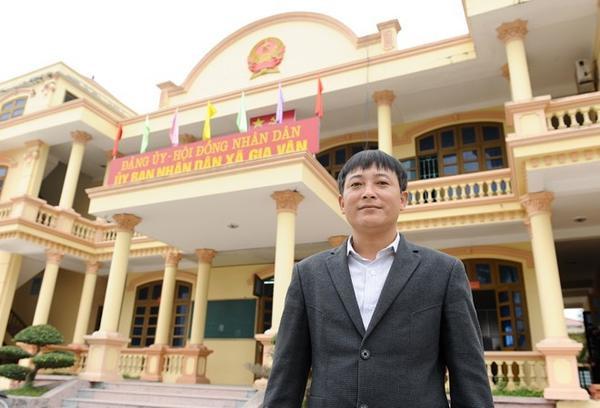 Ông Đinh Văn Thỏa, Phó Chủ tịch xã Gia Vân, huyện Gia Viễn, tỉnh Ninh Bình cho biết xã đã hỗ trợ hết mức có thể để đoàn làm phim hoàn thành công việc.