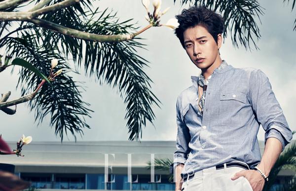 Đây chính là chàng trai thành thị đúng nghĩa, am hiểu về thời trang, cũng như cách ăn mặc. Điều này tạo nên sức hấp dẫn của Park Hae Jin.