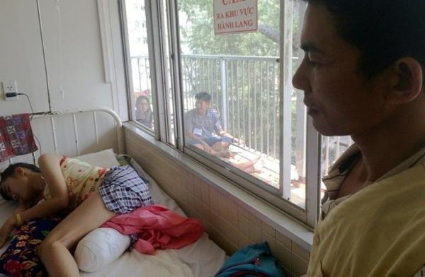 Gia đình Hà Vi bức xúc và yêu cầu cơ quan chức năng đòi lại công bằng cho cô nữ sinh ngoan hiền.