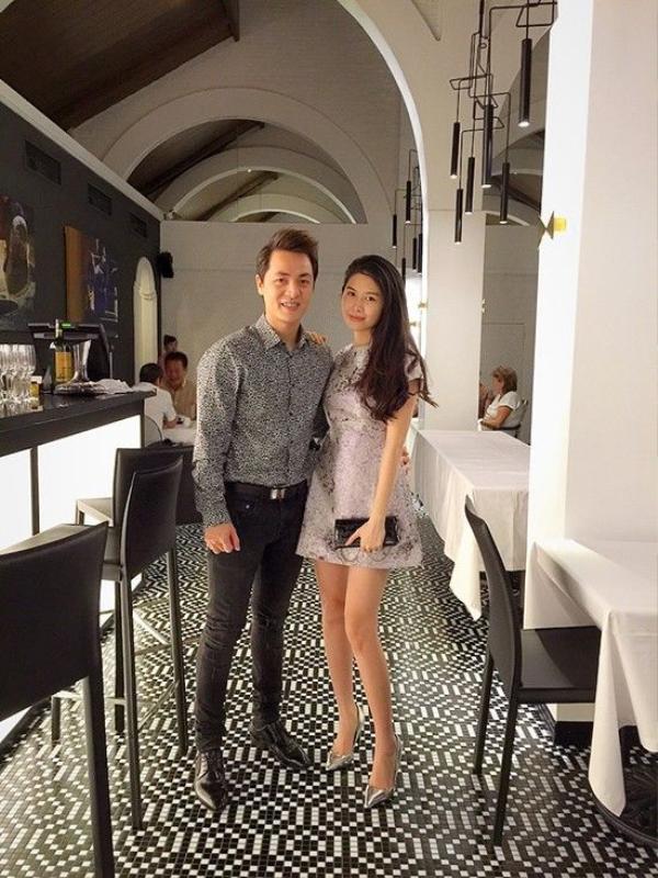 Đăng Khôi và Thủy Anh là một trong những cặp vợ chồng đẹp của showbiz Việt.
