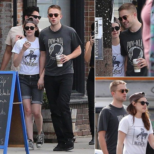 Chỉ tới khi scandal ngoại tình của Kristen với đạo diễn Rupert Sanders nổ ra vào năm 2012, cô mới công khai khi xin lỗi vì đã phản bội Robert.