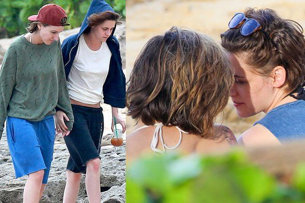 Sau những tai tiếng đời tư, Kristen càng cẩn trọng hơn. Nữ diễn viên không còn nhắc đến chuyện yêu đương với truyền thông, đặc biệt xu hướng tính dục của Kristen trở thành chủ đề bàn tán khi cô bắt đầu hẹn hò người đồng giới. Đầu năm 2015, loạt ảnh Kristen thân mật bên nữ trợ lý kiêm bạn thân Alicia Cargile được đăng tải rộng rãi. Tháng 6/2015, trong một bài phỏng vấn, mẹ của Kristen là Jules Stewart vô tình xác nhận con gái đang cặp kè với Alicia nhưng sau đó phủ nhận.