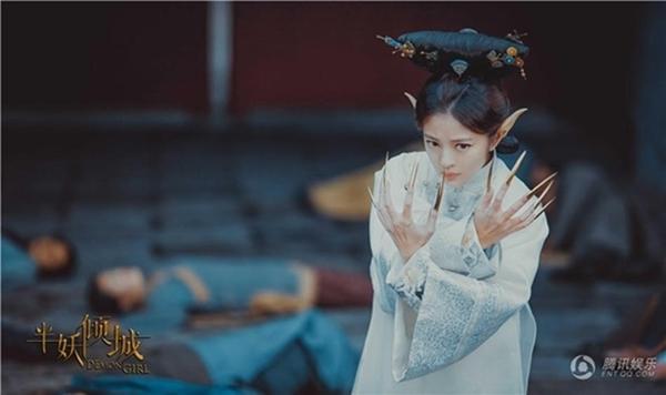 An Dĩ Hiên vào vai Ứng Diệp - mẫu thân của Khuynh Thành