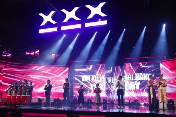 7 tiết mục tham gia trình diễn trong đêm Bán kết 2.