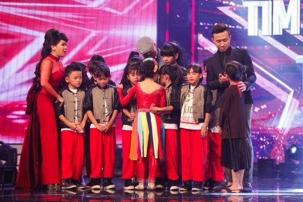 Huong Giang - Ha My vao chung ket 5