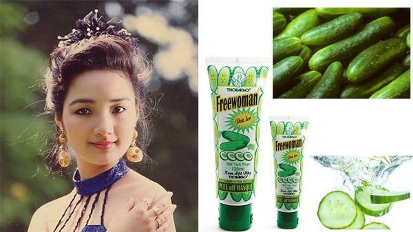 Hoa hậu Đền Hùng - Giáng My cũng là một trong những người đẹp khá nổi bật của thập niên 1970, gắn liền cũng các mỹ phẩm nhà Thorakao với sản phẩm làm mát da kem lột nhẹ Thorakao được chiết xuất từ trái cây thiên nhiên, phối hợp với các vitamin A, B1, B2, C, ...Giúp da khoẻ mạnh, ngăn ngừa mụn, tạo làn da mịn màng.
