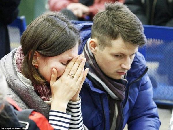 Hãng hàng không FlyDubai đã liên lạc với các thân nhân hành khách để thông báo tin buồn.