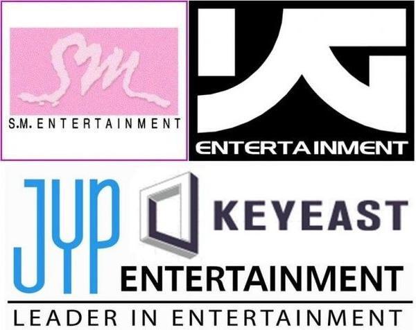 Ba công ty giải trí lớn hàng đầu Hàn Quốc