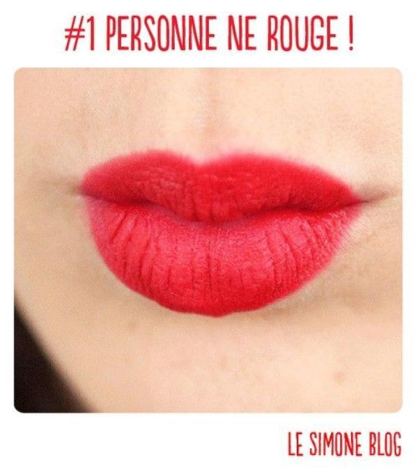 Một số màu son khác của Bourjois Rouge Edition Velvet.