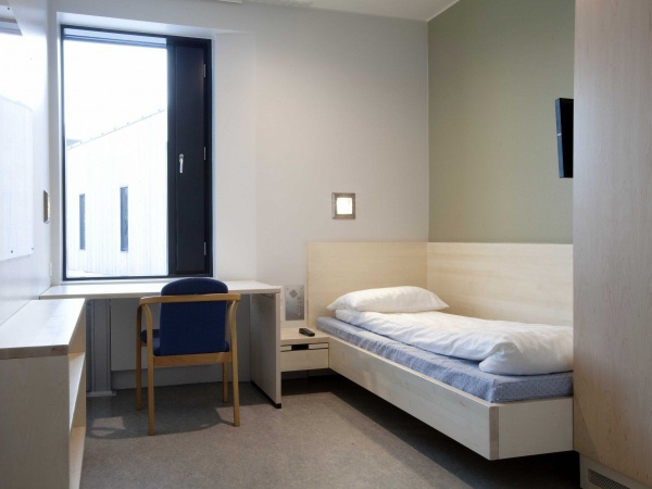 Phòng ngủ gọn gàng và sạch sẽ.