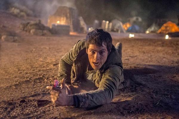 Tai nạn của Dylan O'Brien nhiều khả năng sẽ khiến The Death Cure ra mắt chậm hơn dự kiến. Ảnh: Fox