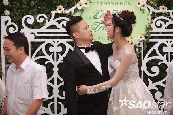 Sau cuộc thi Hoa hậu Hoàn vũ Việt Nam 2015, Trà My không tham gia quá nhiều các hoạt động showbiz. Cô quen biết vị hôn phu kể từ sau cuộc thi Hoa hậu.