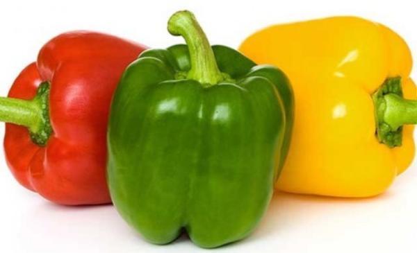 Paprika làm từ ớt chuông.